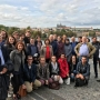 مركز تطوير الإعلام يشارك في  الاجتماع السنوي لشبكة المرصد الأوروبي للصحافة